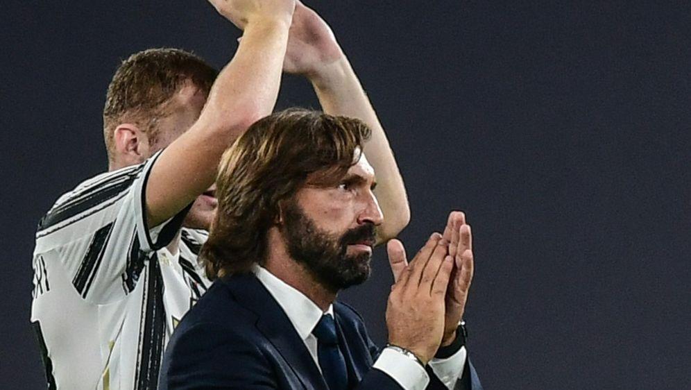 Andrea Pirlo feiert gelungenen Einstand als Juve-Coach - Bildquelle: AFPSIDMIGUEL MEDINA