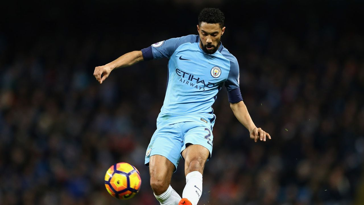 Gael Clichy (34) - Bildquelle: 2017 Getty Images