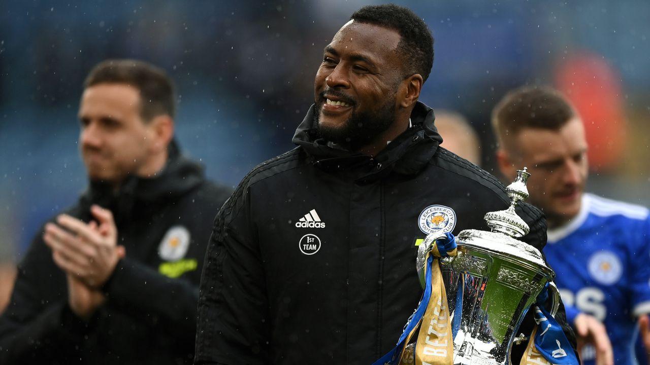 Wes Morgan (zuletzt Leicester City) - Bildquelle: 2021 Getty Images
