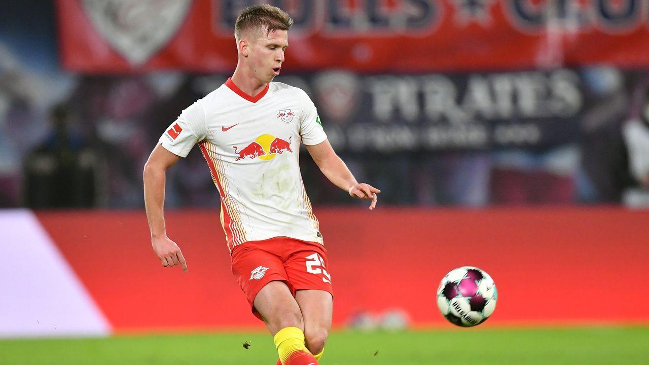Dani Olmo (Spanien/RB Leipzig) - Bildquelle: 2021 Getty Images