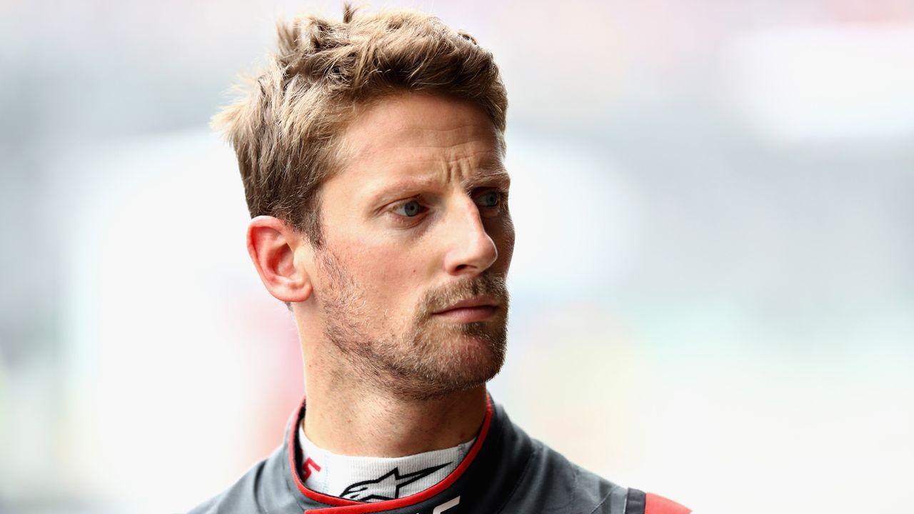 Romain Grosjean (Haas F1) - Bildquelle: getty