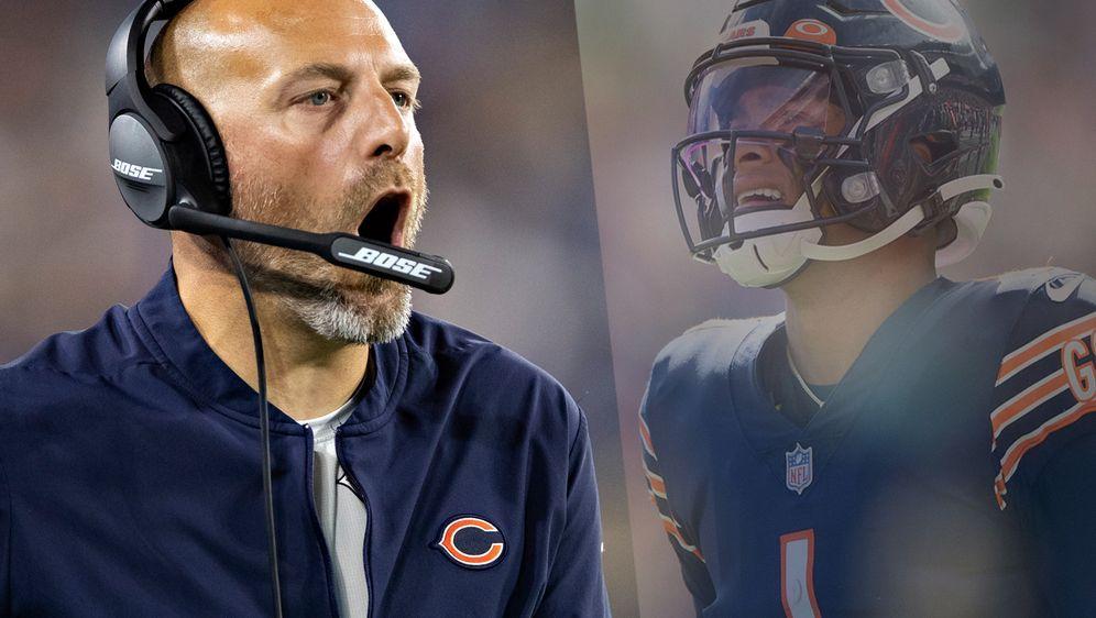Die Chicago Bears haben ihr offensives Rezept noch nicht gefunden - Bildquelle: Getty Images
