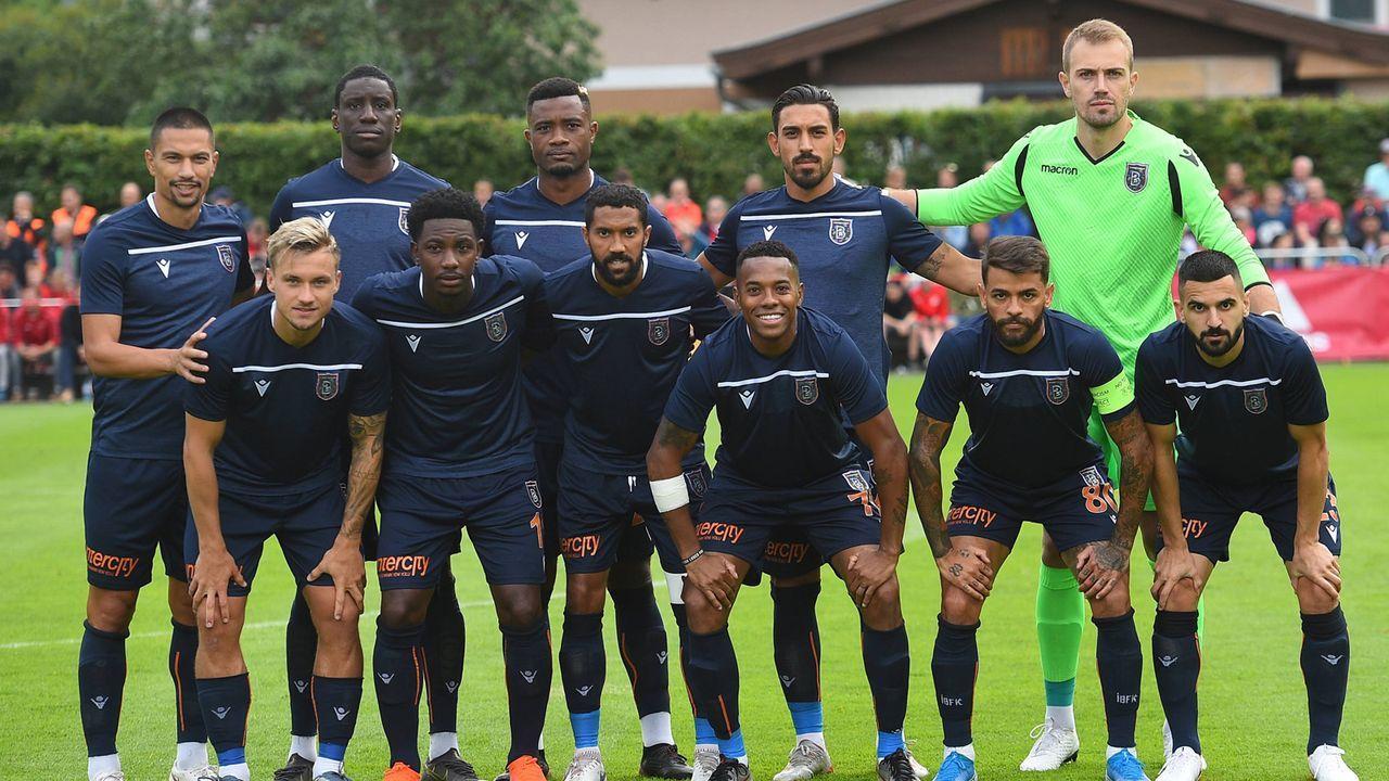 Gladbach-Gegner Istanbul Basaksehir FK - Bildquelle: imago images / Seskim Photo