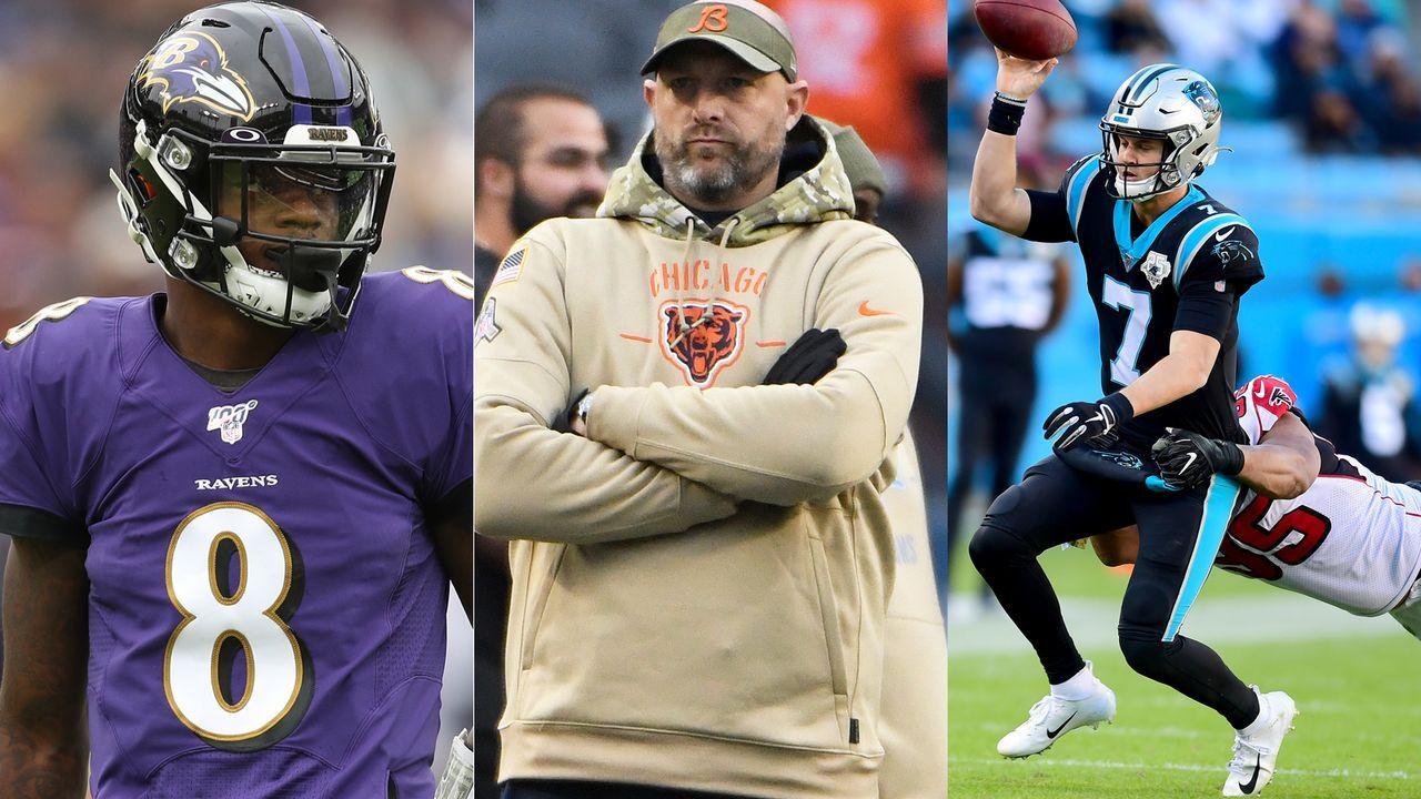 NFL: Die Gewinner und Verlierer des 11. Spieltags - Bildquelle: Getty