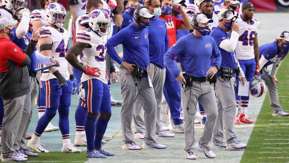 Die Buffalo Bills haben einen vielversprechenden Antrag eingereicht. - Bildquelle: 2020 Getty Images