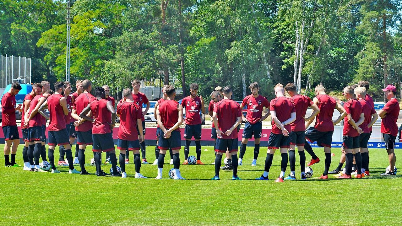 1. FC Nürnberg - Bildquelle: imago