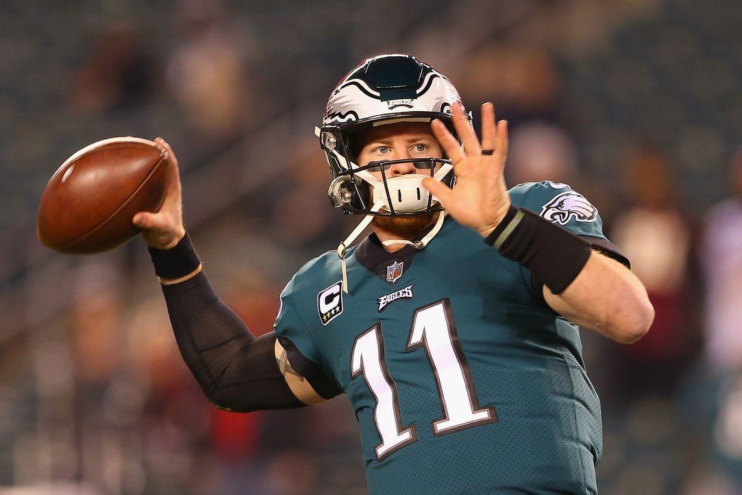Platz 3: Philadelphia Eagles - Bildquelle: 2018 Getty Images
