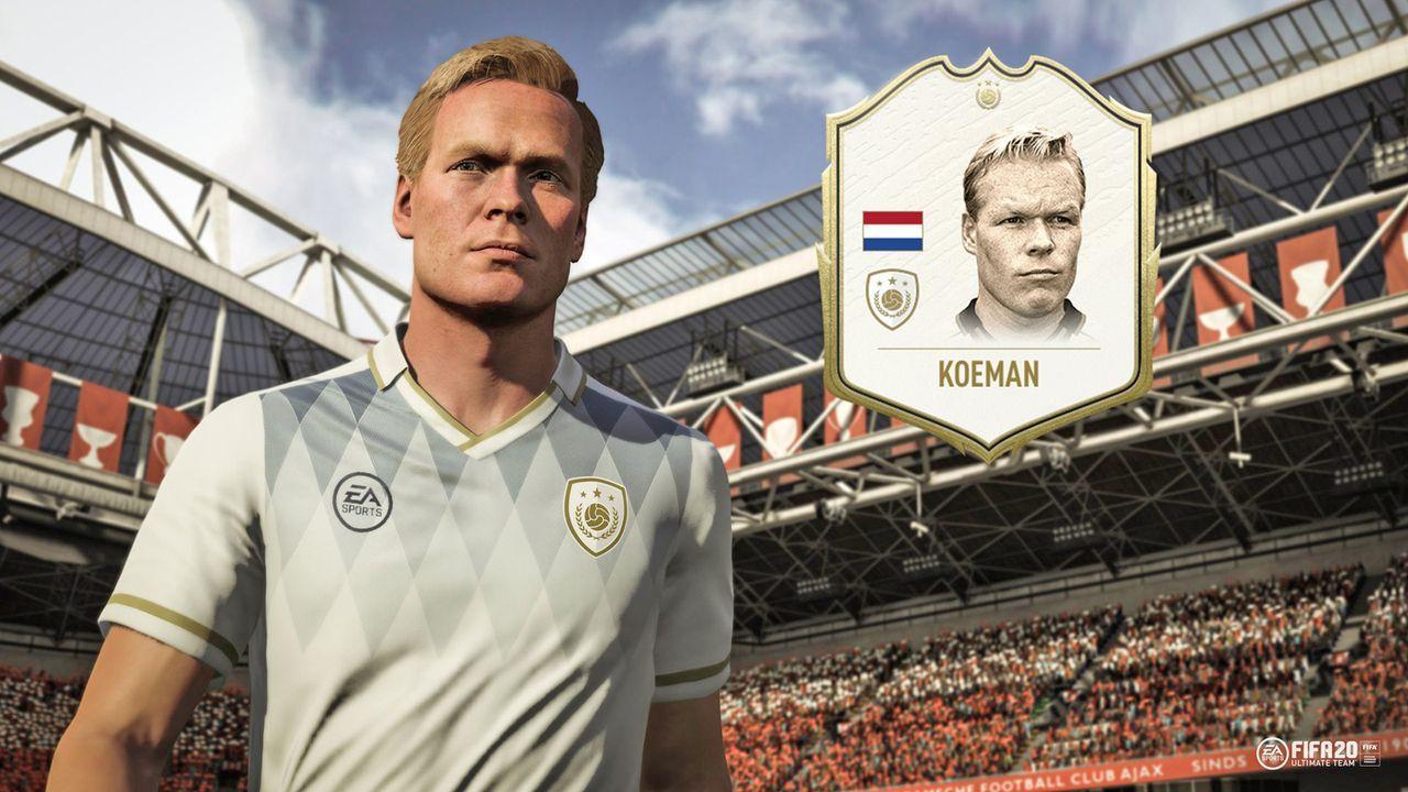 FIFA 20 Icons: Ronald Koeman - Bildquelle: EA SPORTS