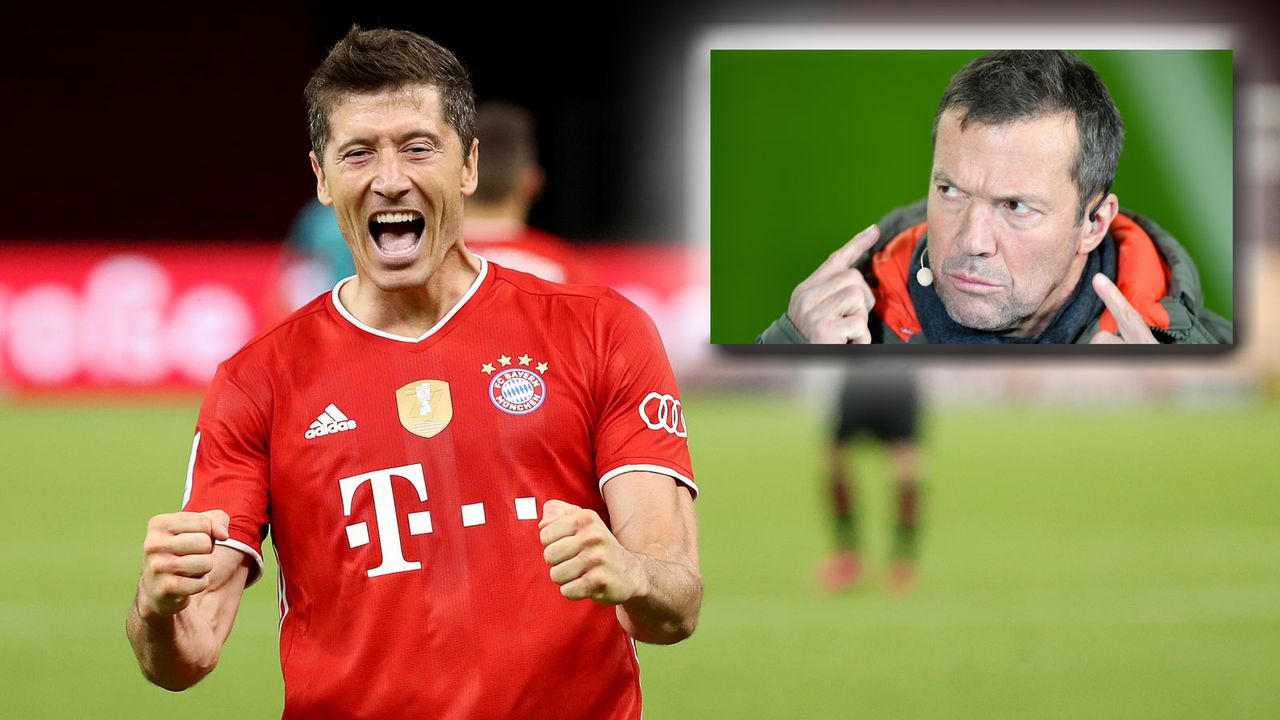 Matthäus: Robert Lewandowski hätte Ballon d'Or verdient - Bildquelle: 2020 Getty Images