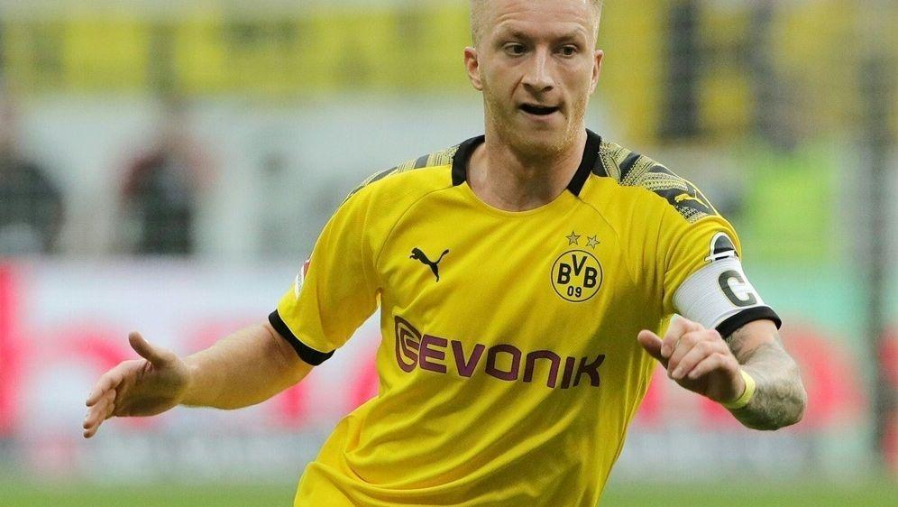 Einsatz von Kapitän Reus gegen Bayern ist fraglich - Bildquelle: PIXATHLONPIXATHLONSID