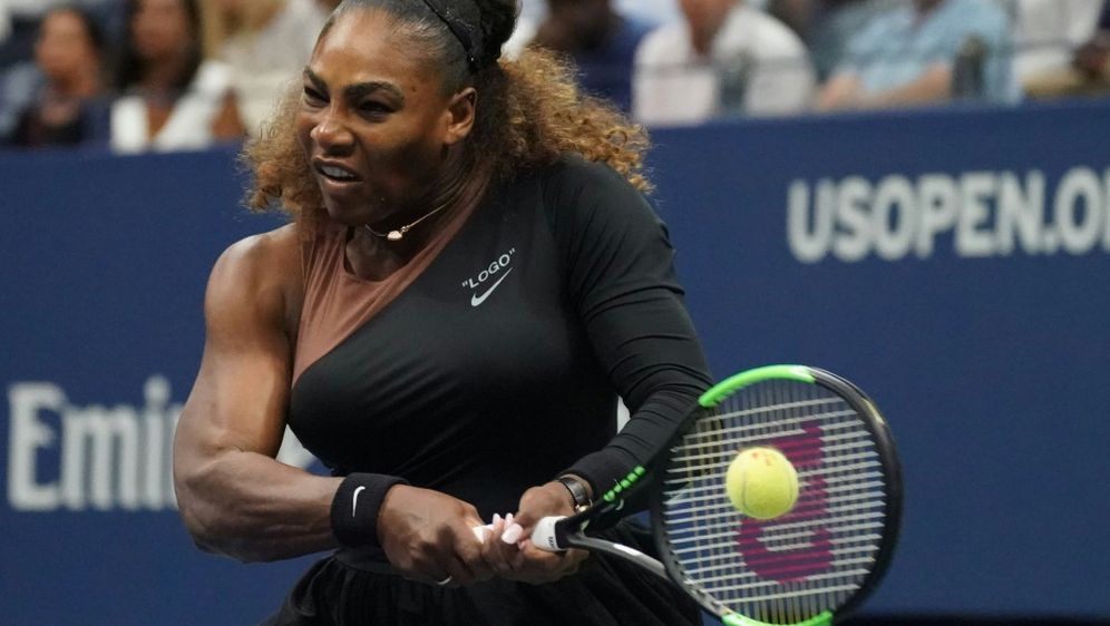 Zugpferd in Flushing Meadows: Serena Williams - Bildquelle: SID-SID-AFPArchivTIMOTHY A. CLARY