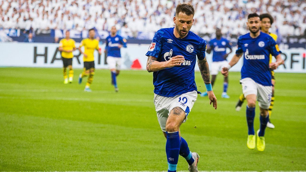 Guido Burgstaller (Schalke 04) - Bildquelle: imago
