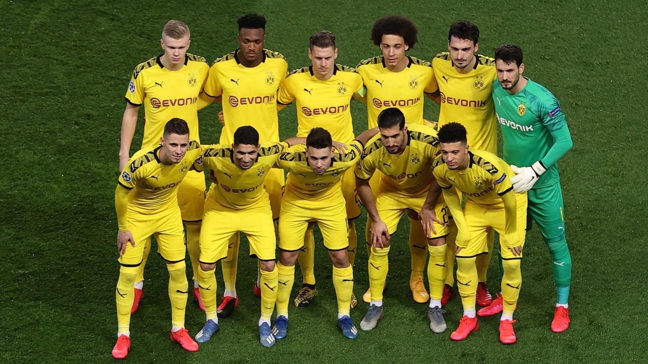 Die BVB-Stars in der Einzelkritik - Bildquelle: getty images