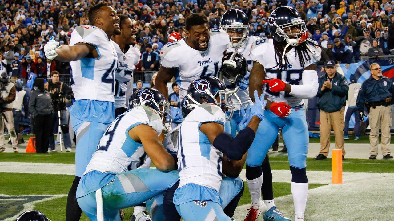 22. Tennessee Titans - Bildquelle: 2018 Getty Images