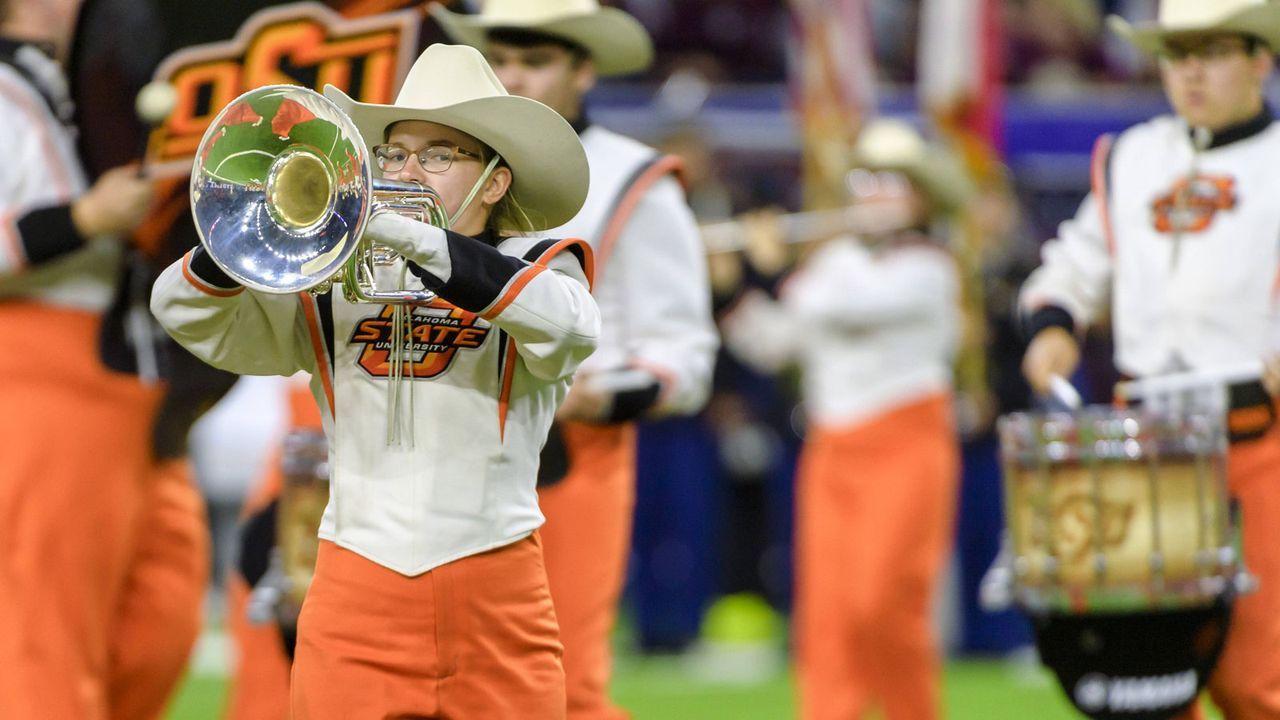 Oklahoma State Cowboys - Tigers, Aggies und Cowboys - Bildquelle: Imago Images