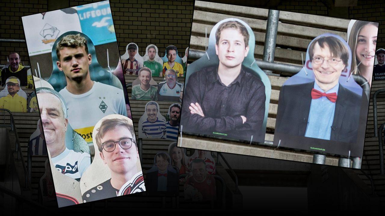 Gladbach stellt Ex-Spieler in den Gästeblock - Bildquelle: twitter/ @borussia_en