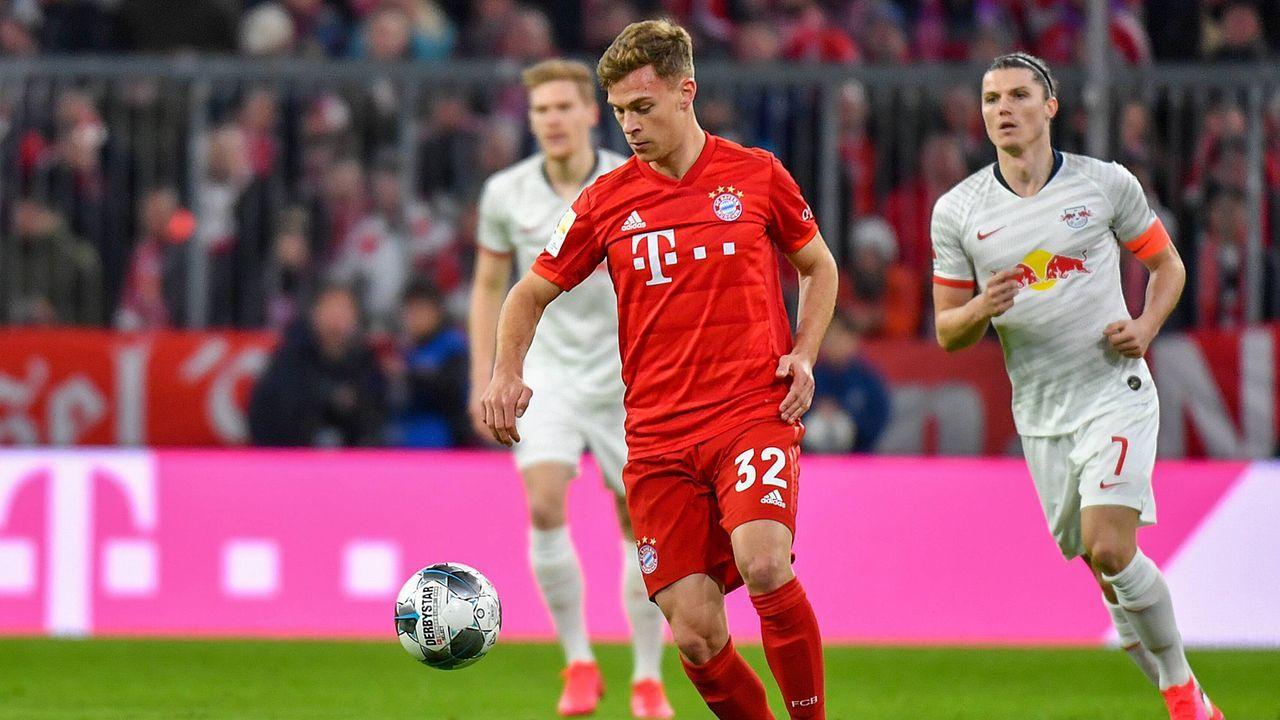 Joshua Kimmich (Bayern München) - Bildquelle: imago