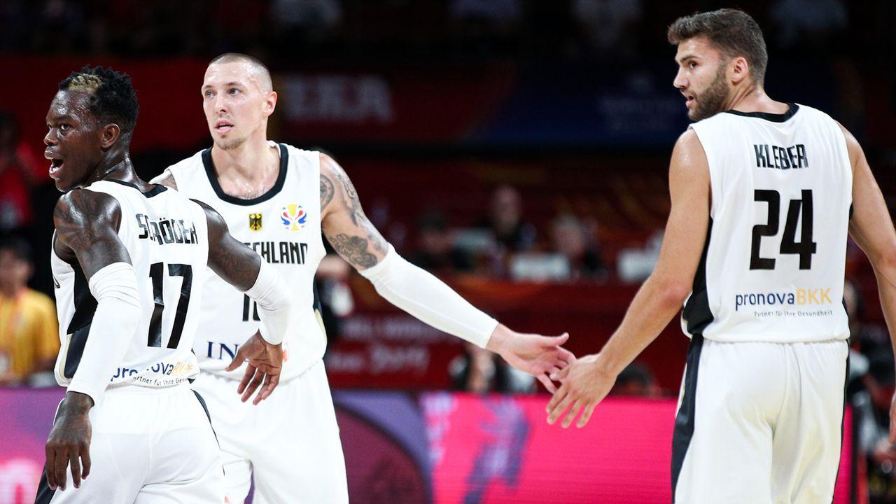 Die deutschen Stars in der NBA