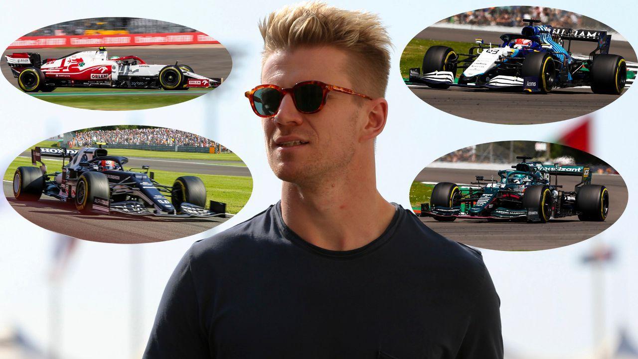 2022 könnte für Nico Hülkenberg die letzte Chance in der Formel 1 sein - Bildquelle: imago images/Motorsport Images
