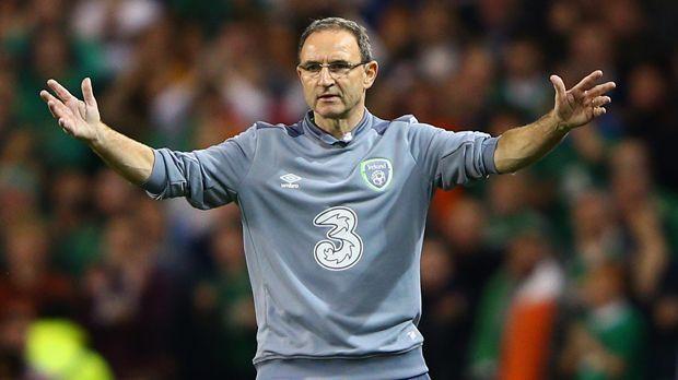 Platz 9: Martin O'Neill (Irland) - Bildquelle: 2015 Getty Images