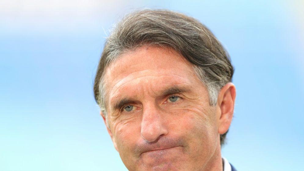 Seit April ist Bruno Labbadia Cheftrainer in Berlin - Bildquelle: FIROFIROSID