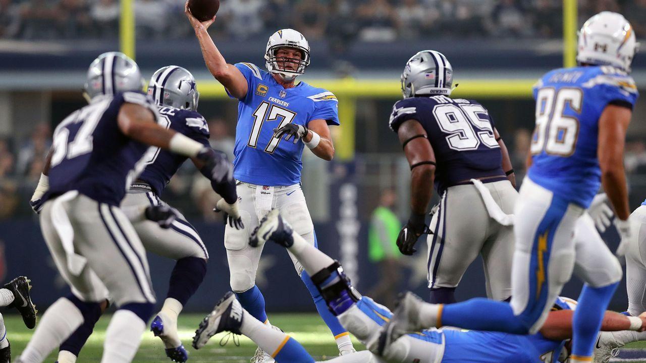 Dallas Cowboys - Bildquelle: 2017 Getty Images