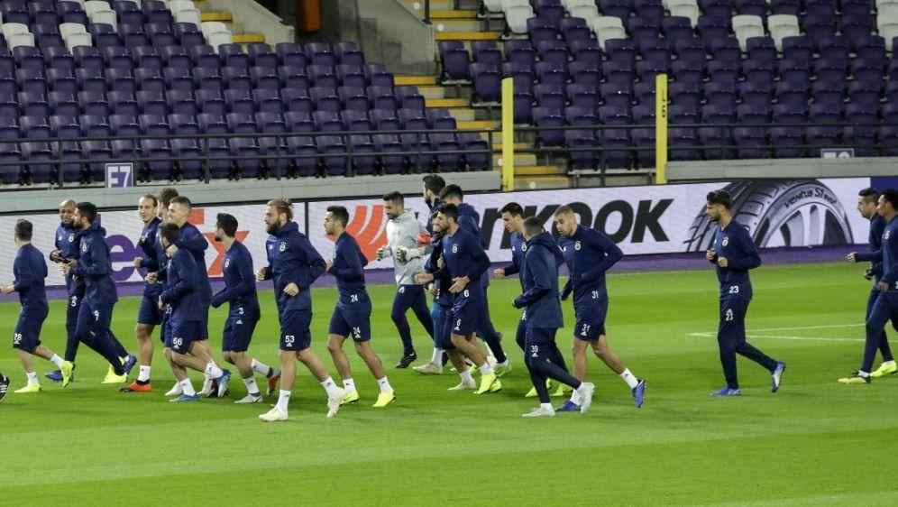 Anderlecht muss 200.000 Euro Strafe zahlen - Bildquelle: AFPBelgaSIDTHIERRY ROGE