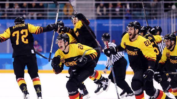 DEB-Helden: Die Schlüsselspieler der deutschen Eishockey-Nationalmannschaft - Bildquelle: 2018 Getty Images