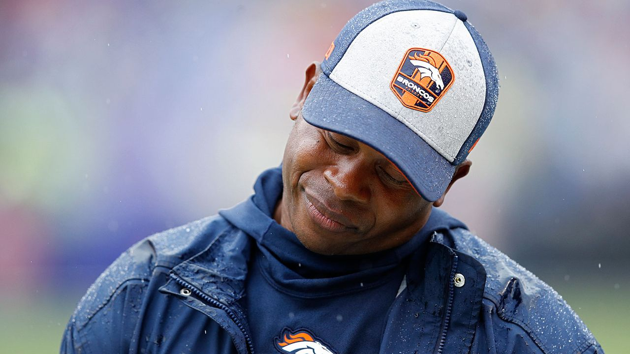 Vance Joseph (Denver Broncos) - Bildquelle: 2018 Getty Images
