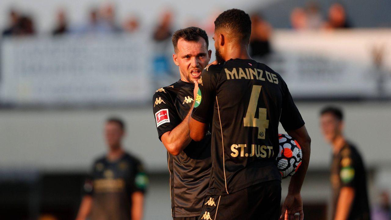 1. FSV Mainz 05 - Bildquelle: Imago Imahes