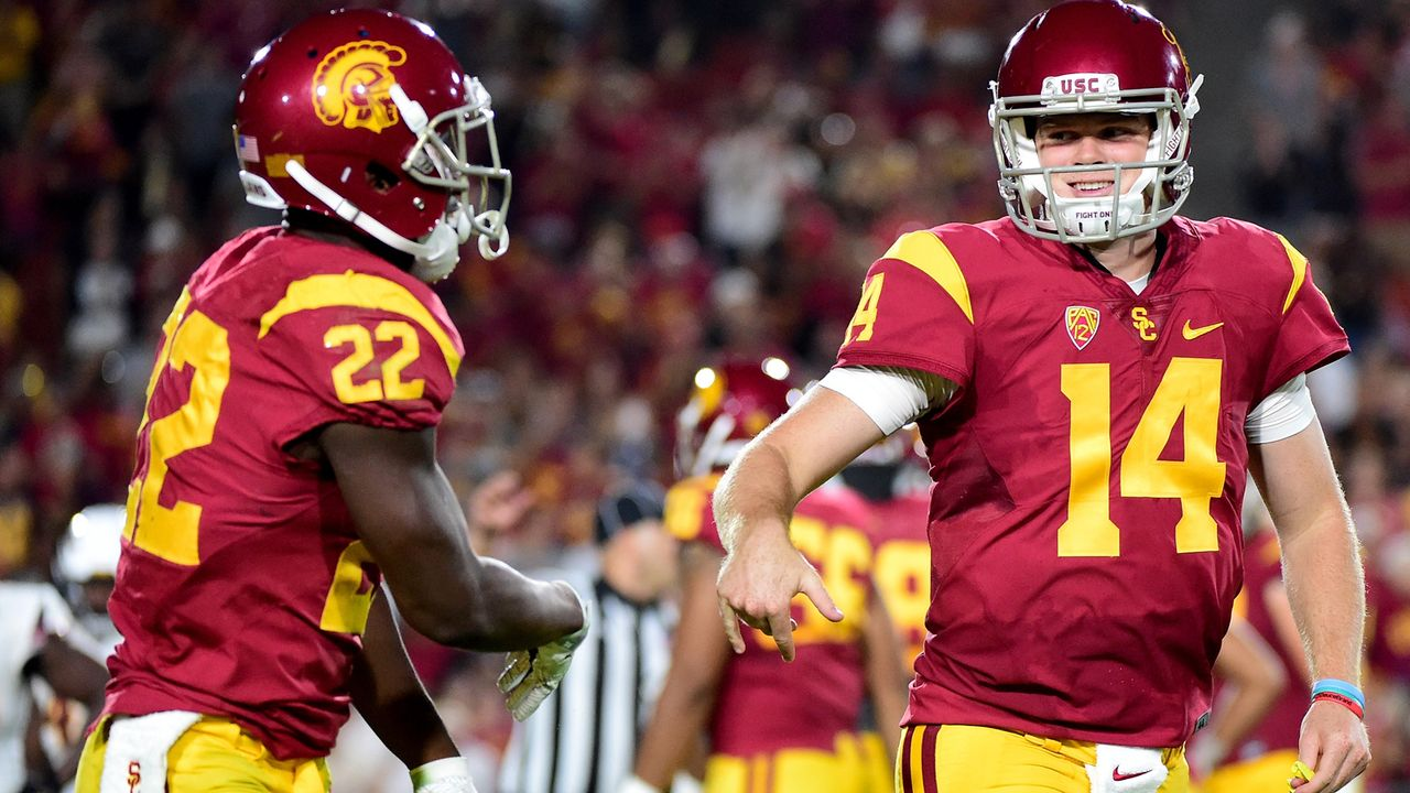 5. USC Trojans - Bildquelle: 2016 Getty Images
