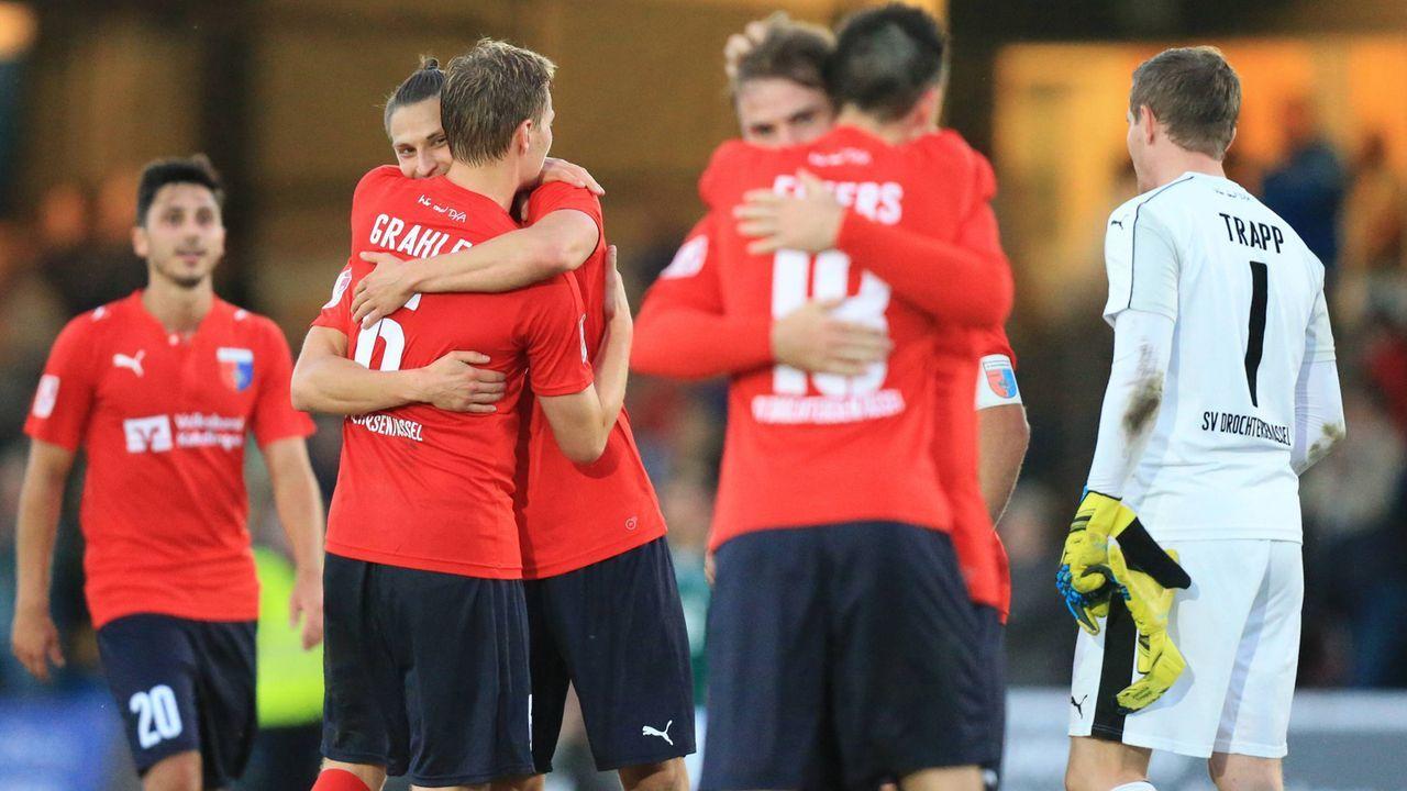 SV Drochtersen/Assel (4. Liga) - Bildquelle: imago/objectivo