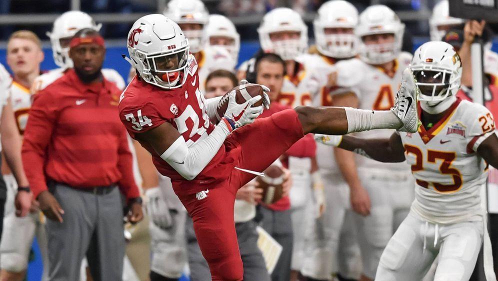 Jalen Thompson geht zu den Cardinals. - Bildquelle: imago/ZUMA Press