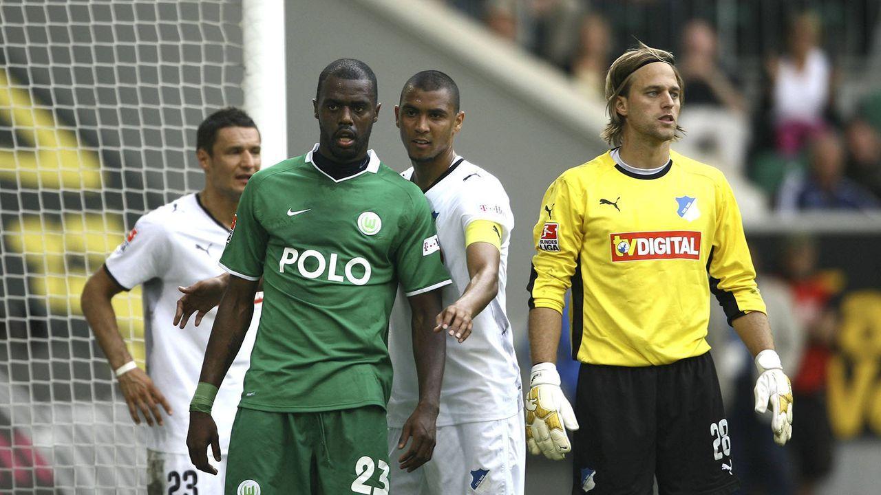 Saison 2008/09 - Bildquelle: imago sportfotodienst