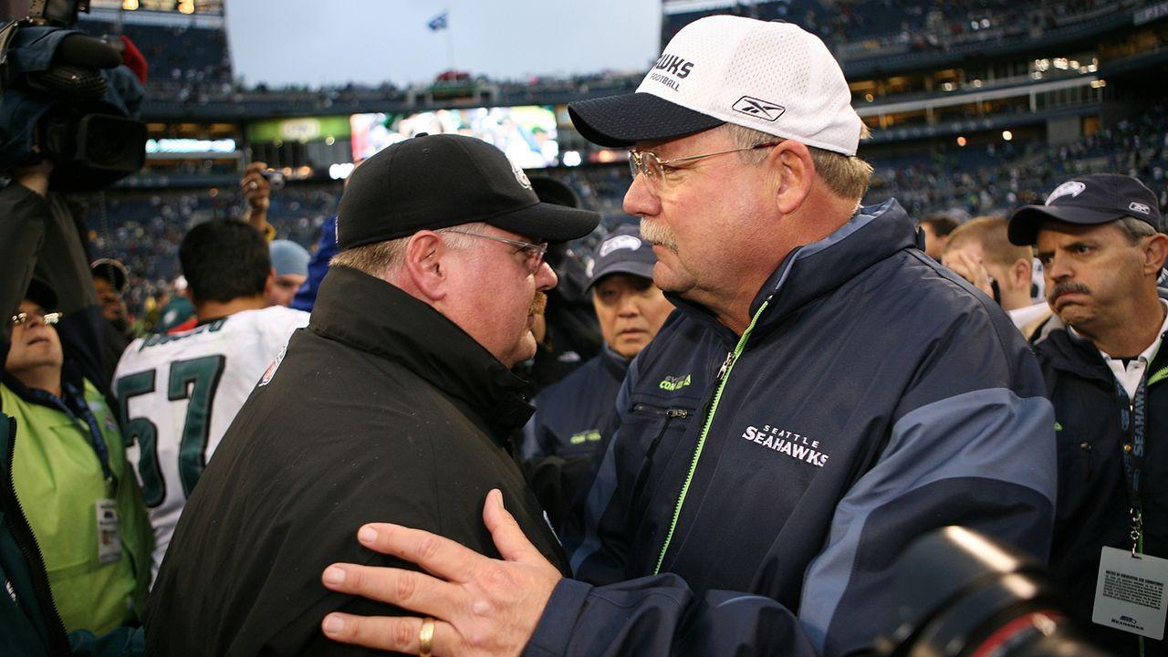 Beide haben von sehr guten Coaches gelernt - Bildquelle: 2008 Getty Images