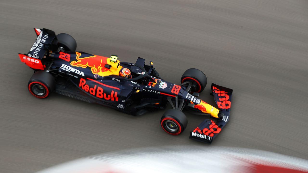 Alexander Albon (Red Bull) - Bildquelle: 2020 Getty Images