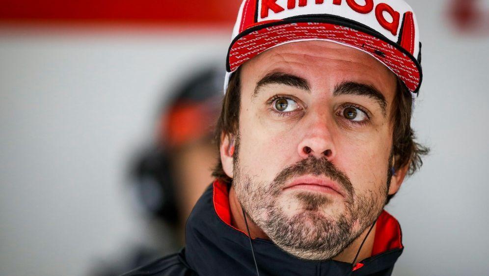 Will seinen Titel in Le Mans verteidigen: Alonso - Bildquelle: PIXATHLONPIXATHLONSID
