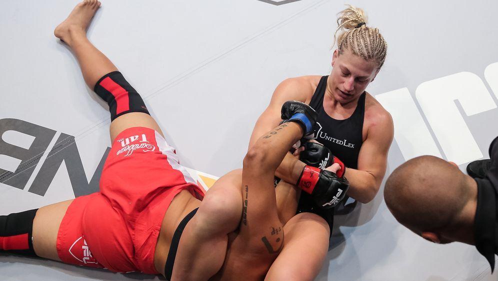 Kayla Harrison will die MMA-Million - Bildquelle: PFL MMA