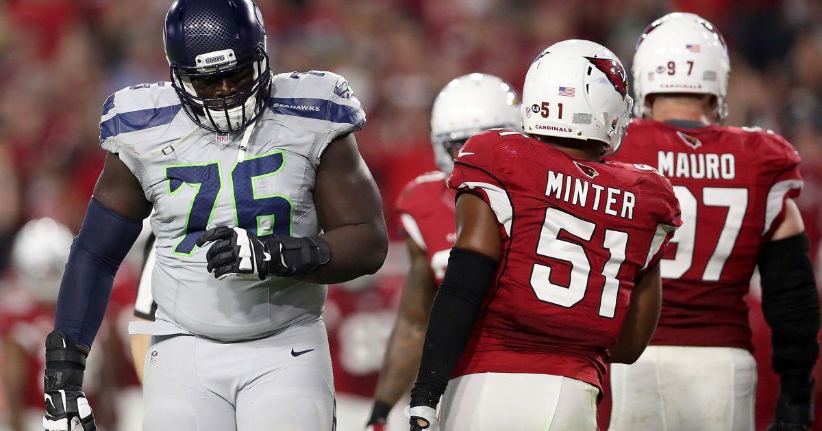 Seattle Seahawks: Germain Ifedi (Offensive Tackle, 31. Pick 2016) - Bildquelle: getty
