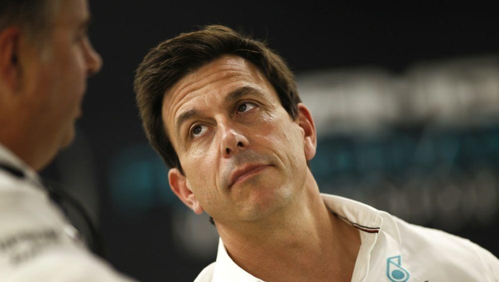 Wolff begleitet das Mercedes-Team nicht nach Brasilien - Bildquelle: PIXATHLONPIXATHLONSID
