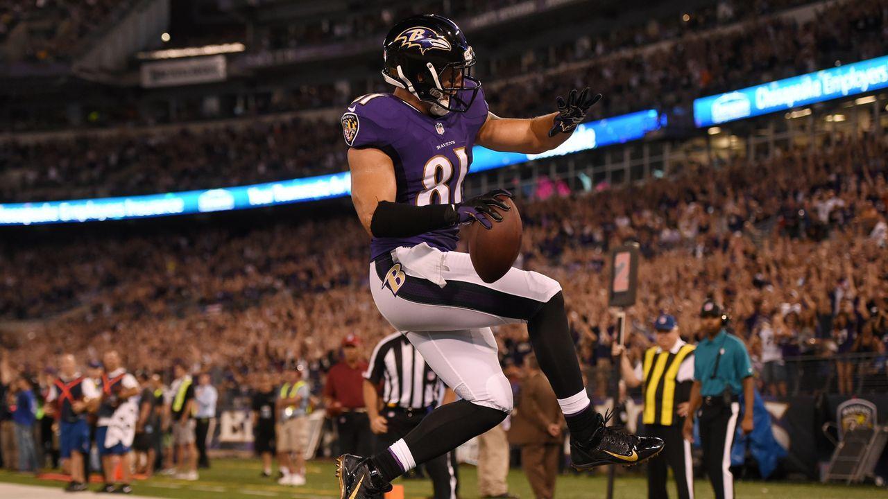 13. Duell: Ravens gewinnen deutlich - Bildquelle: 2014 Getty Images