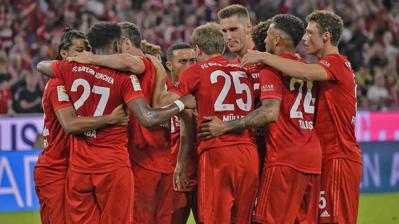 Der FC Bayern im Kader-Check - Bildquelle: imago images