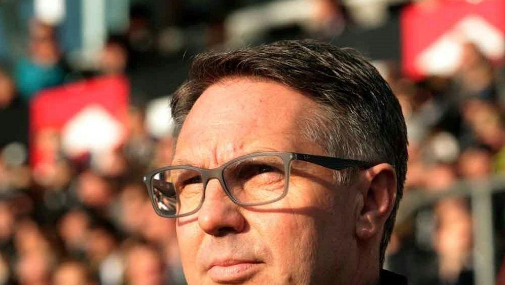 Canadi soll den Club zurück in die Bundesliga führen - Bildquelle: PIXATHLONPIXATHLONSID