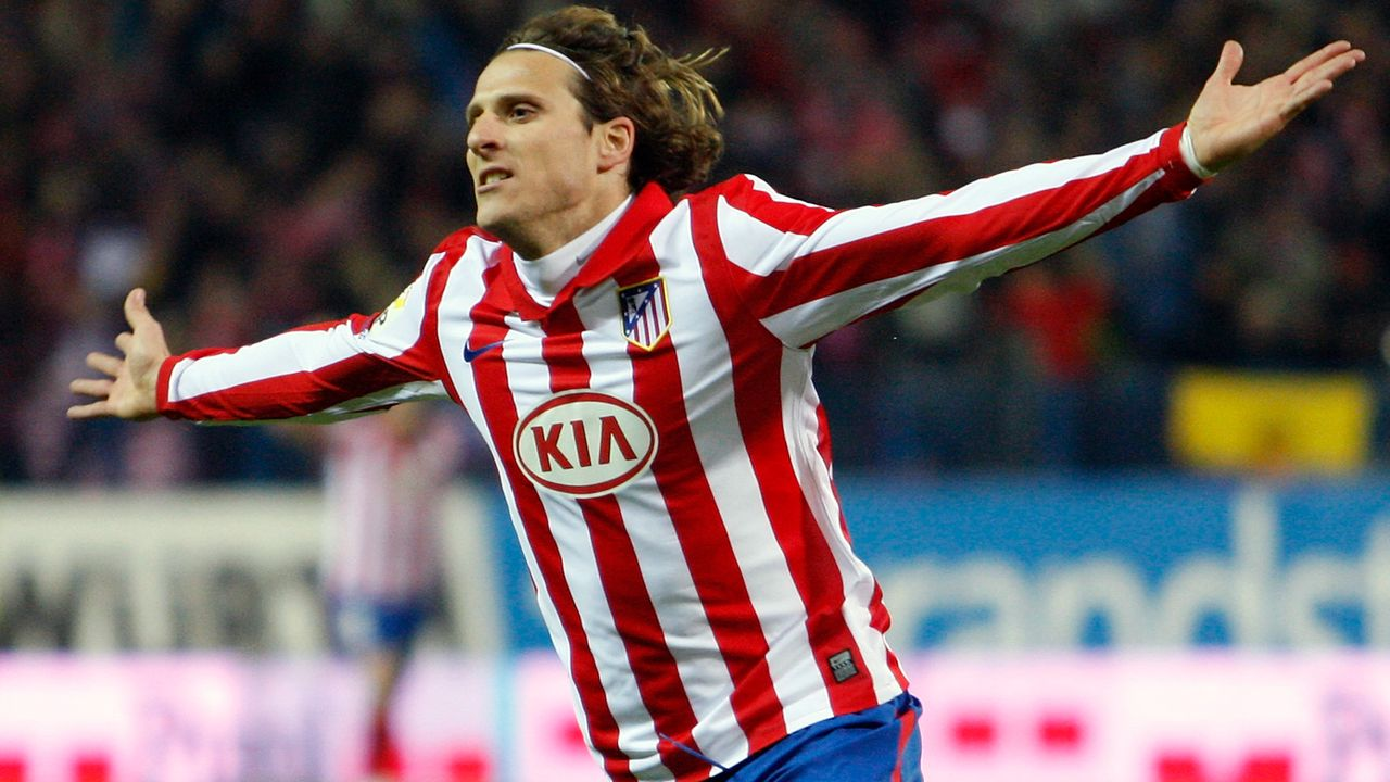 Diego Forlan (Atletico Madrid) - Bildquelle: 2010 Getty Images