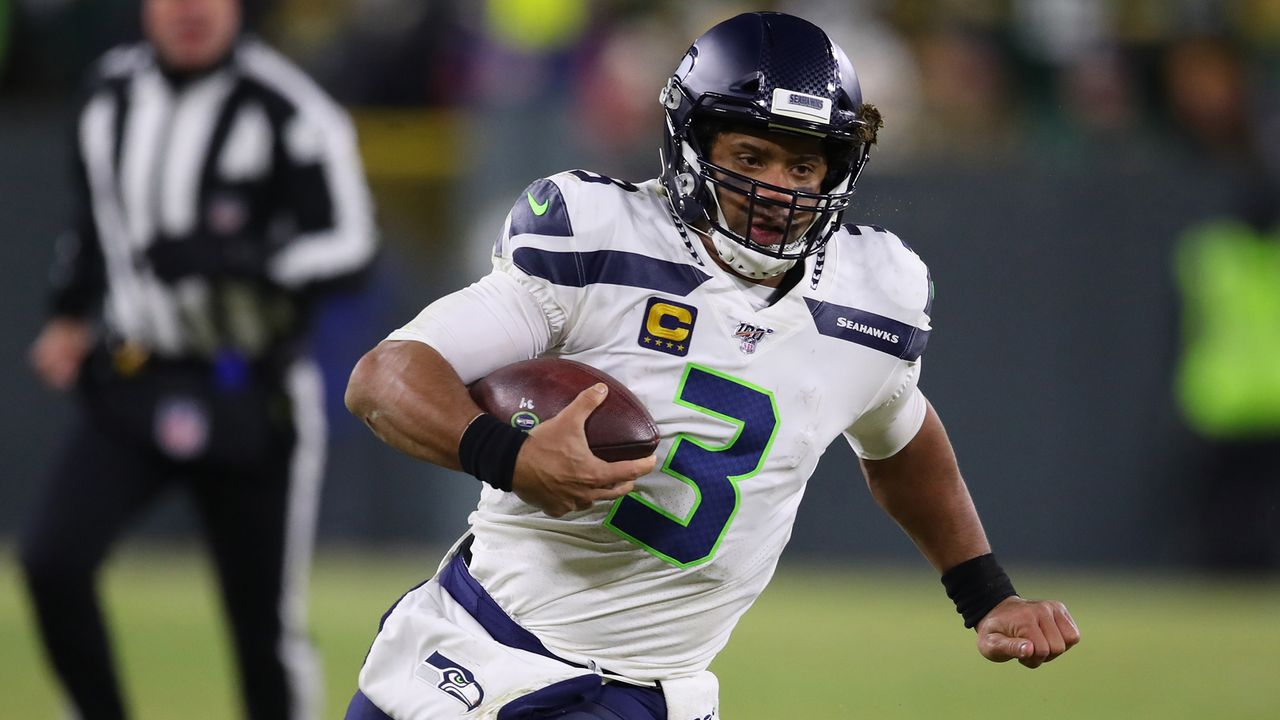Seattle Seahawks: Russell Wilson (QB) - Bildquelle: Getty