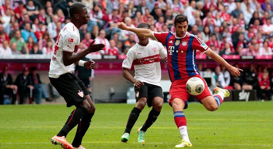 34. Bundesliga-Spieltag (Saison 2013/2014) - Bildquelle: 2014 Getty Images