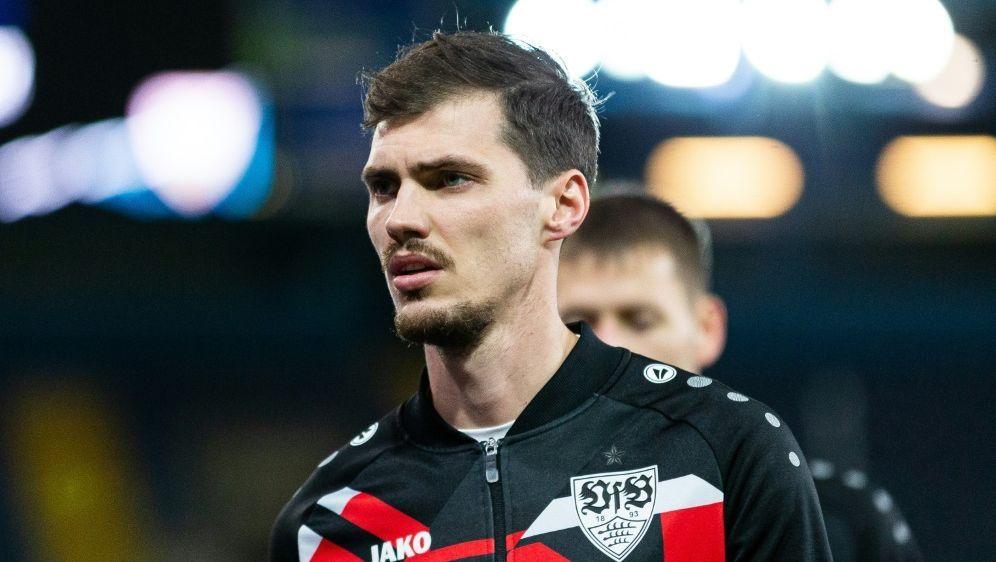 Stenzel schoss den VfB zum Sieg im Test-Turnier - Bildquelle: FIROFIROSID
