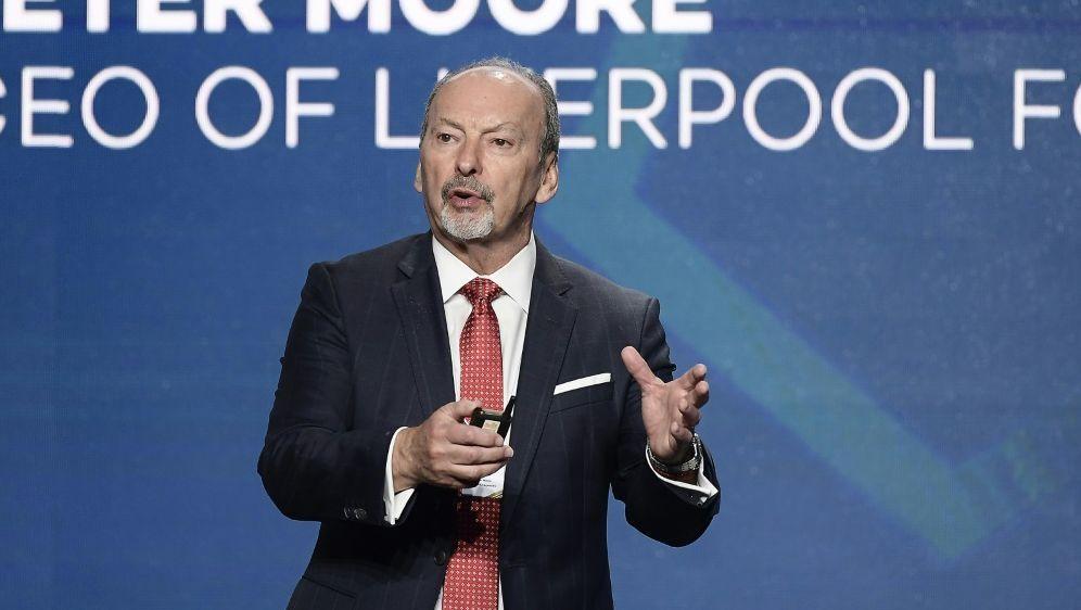 """Peter Moore möchte seine Ordner """"verleihen"""" - Bildquelle: La PresseLa PresseAFPFABIO FERRARI"""