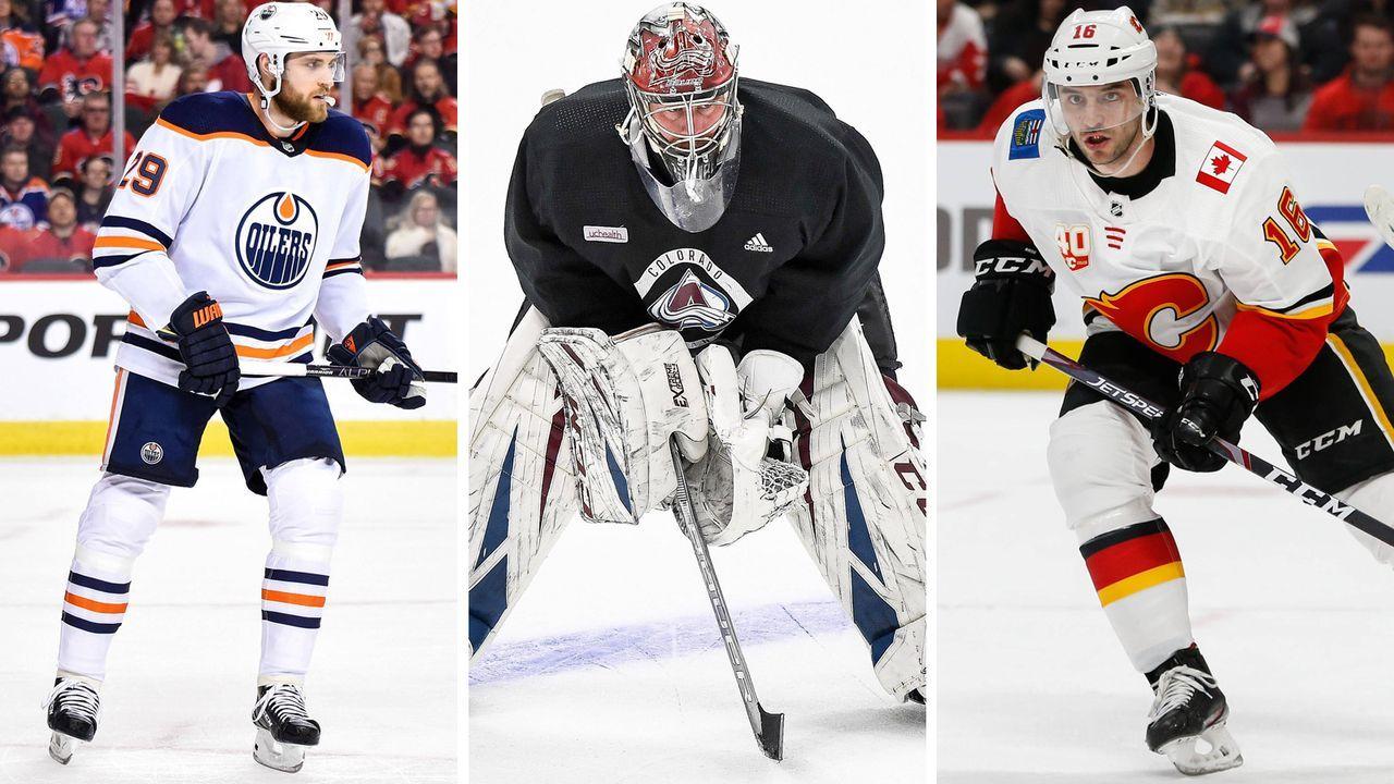 Stanley-Cup-Playoffs: Die Rollen der deutschen NHL-Stars - Bildquelle: imago