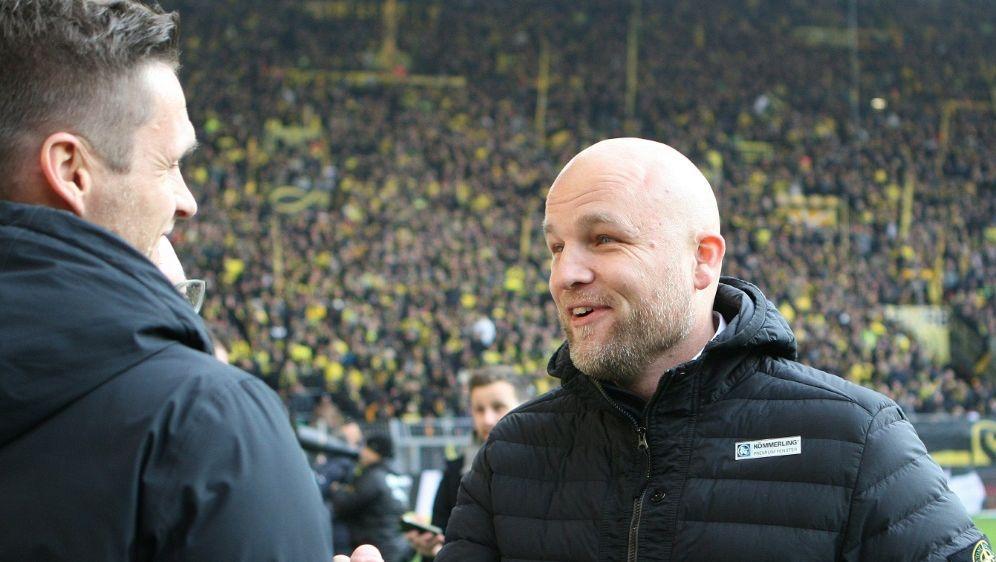 Sportvorstand von Mainz 05: Rouven Schröder - Bildquelle: FIROFIROSID